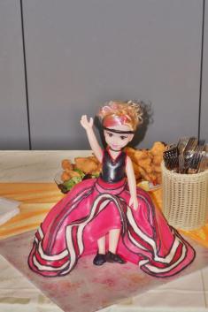 Tahle krásná panenka patří nejspíš také kPoupatům