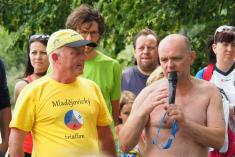 Zahájení triatlonu