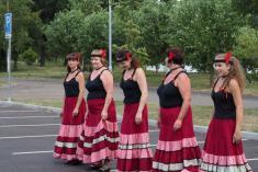 Čejetická poupata zahajují vystoupení