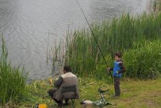 Budou dnes ryby brát nebo ne?