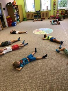 Učíme se, tvoříme, cvičíme, pomáháme - II.třída