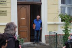 Režisér divadelního souboru Skupa čeká napříchod komise