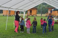 Vystoupení dětí zMŠ Čejetice