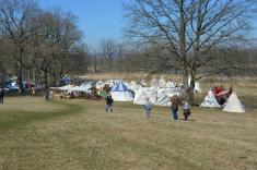 Husitský stanový tábor
