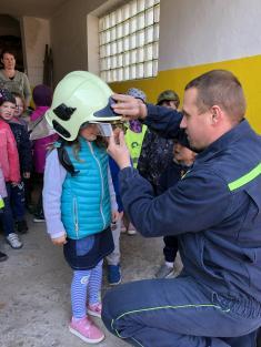 Den u hasičů