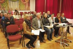 Mladějovická škola slouží jako stánek ochotnického divadla