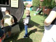 pasování předškoláků