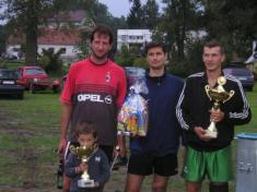 Nohejbal v Čejeticích